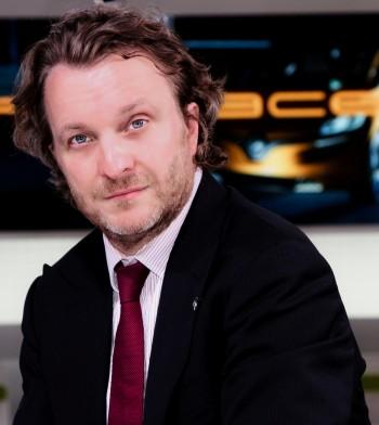 Francesco Fontana Giusti direttore comunicazione di Renault Italia