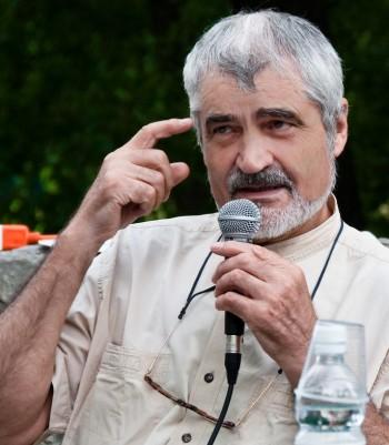 Serge Latouche, un ritratto del 2007 - foto di Michele Federico/flickr