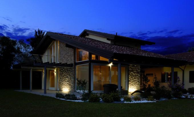 risparmio energetico impatto ambientale green building edilizia sostenibile Casa Zero Barriere casa ecologica Biohaus barriere architettoniche architettura sostenibile