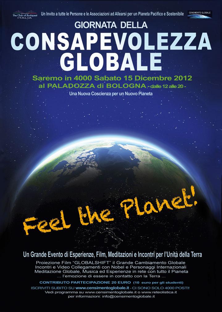 Terra sostenibilità Pianeta musica consapevolezza