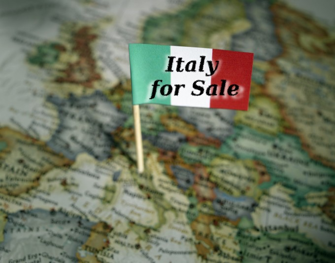 Italy for sale