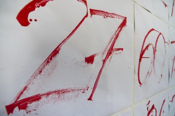 Zapatos Rojos violenza sulle donne Palazzo Ducale Genova Francesca Biasetton femminicidio diritti delle donne Ciudad Juárez