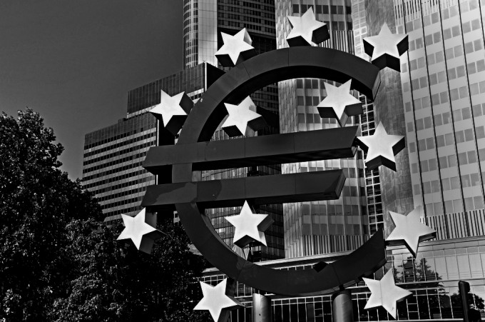 European Central Bank, photo by Weekendpower/CC/flickr
