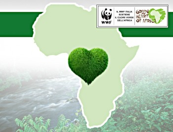 "Wwf, il progetto ""Green Heart of Africa"""