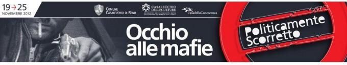 Politicamente Scorretto lotta alle mafie Libera legalità giustizia cinema Carlo Lucarelli