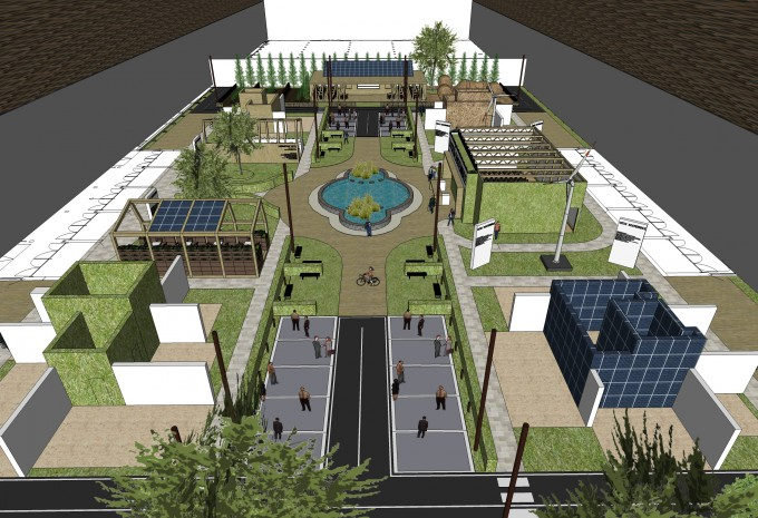 sostenibilità ambientale Smart City Rimini led Enel efficienza energetica Ecomondo città sostenibile Angelo Grassi