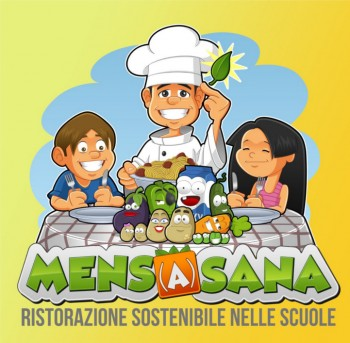 ristorazione scolastica Pentapolis educazione alimentare dieta mediterranea