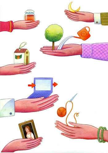 settimana baratto 2012 scambio relazioni con laltro ospitalità condivisione baratto
