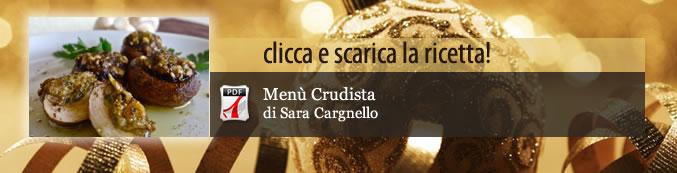 Wise Christmas vitamine Sara Cargnello ricette Natale inverno crudismo