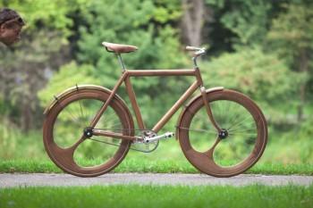 The Green Bike spazi verdi sostenibilità urbana pista ciclabile orti Olanda mobilità sostenibile Milano Design Week bicicletta