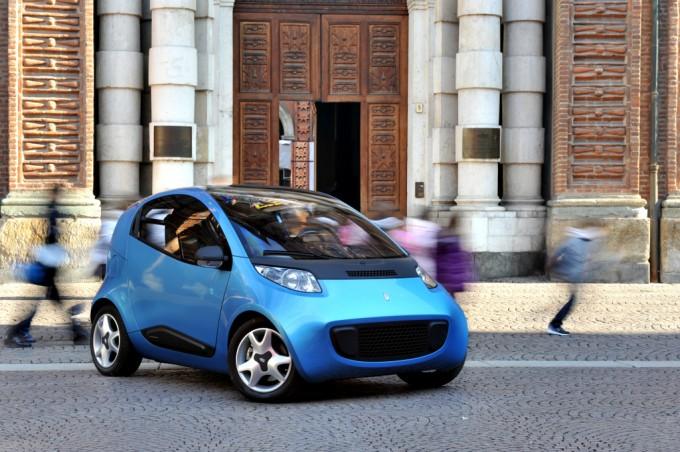 Nido EV 04 by Pininfarina