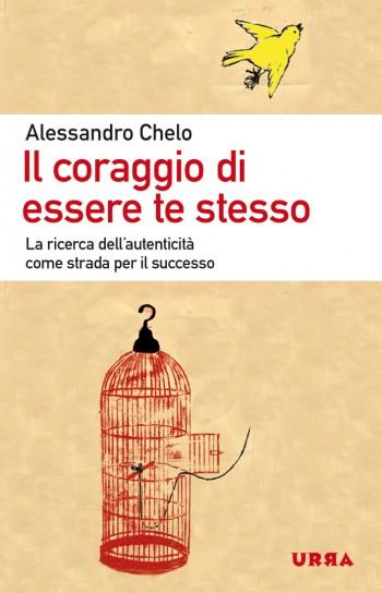 Cover libro, Il coraggio di essere te stesso