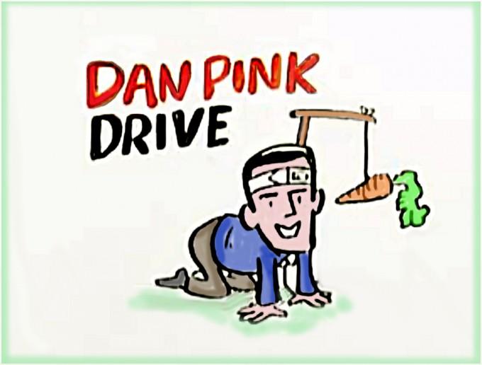 Dan pink drive