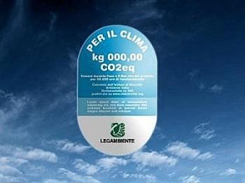 etichetta per clima legambiente