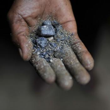 Coltan, Image by © Lucas Oleniuk/ZUMA Press/Corbis