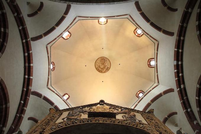 Basilica di Sant'Ambrogio - Milano, foto di Ricardo Francone/madeinphotos.com