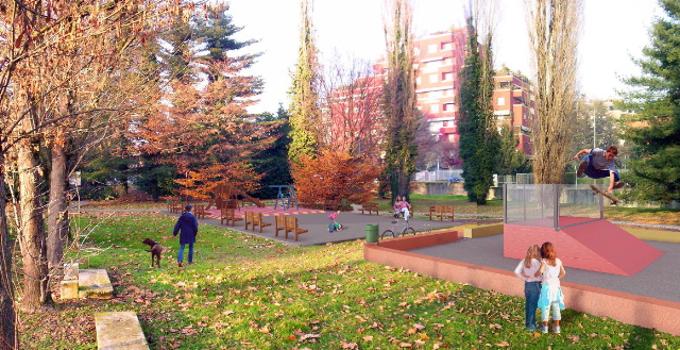 Parco Pubblico, Peschiera Borromeo