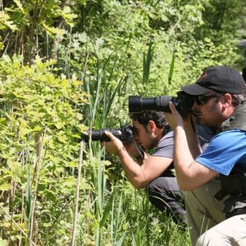 Fiera Internazionale del Birdwatching e del Turismo Naturalistico, workshop fotografia by Fabrizio Pisapia