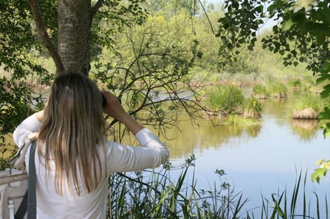 Fiera Internazionale del Birdwatching e del Turismo Naturalistico, escursioni by Fabrizio Pisapia