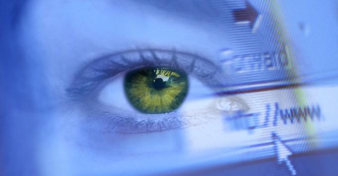 Eye on the internet