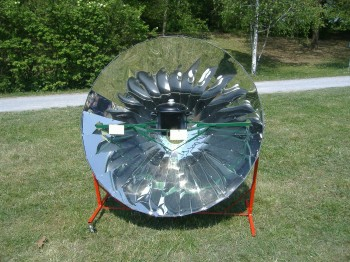 cucina solare