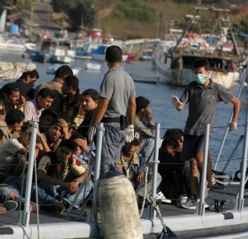 Lampedusa, Noborder Network/flickr