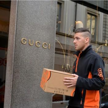 Gucci e TNT