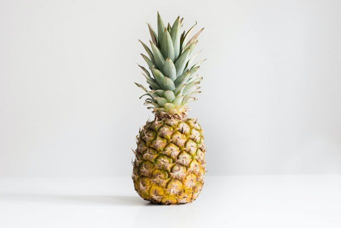 Cibi salutari: ananas