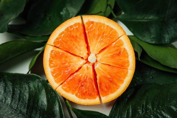 Cibi salutari: arancia
