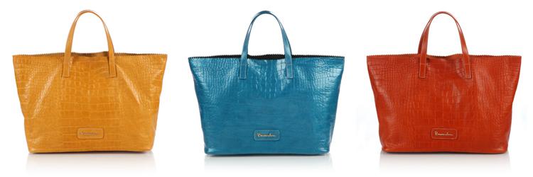 Braccialini shopping bag