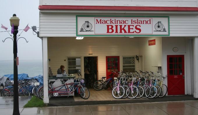 Noleggio bici a Mackinac - foto di soulijourney74