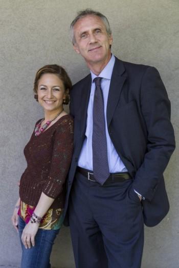 Dott. Calcaterra e Dott.ssa Di Noia