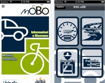 La app MOBO, foto by www.iphoneitalia.com