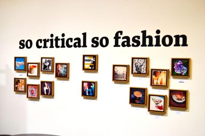 So critical so fashion