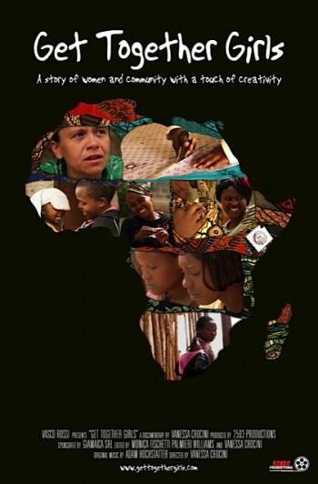womens indipendent Film Festival Vasco Rossi Vanessa Crocini Nairobi moda etica Grazia Orsolato Get Together Girls documentario
