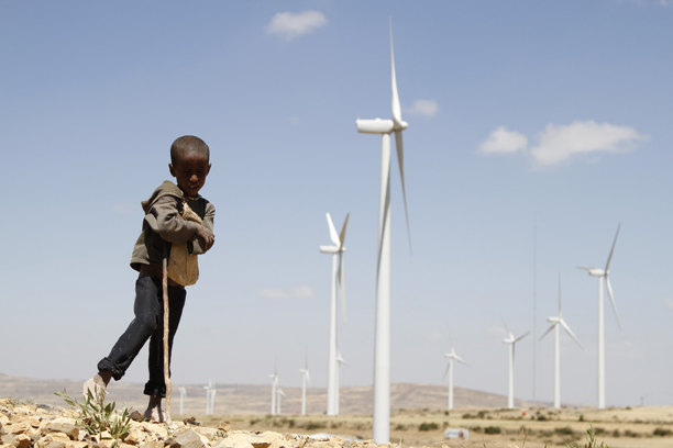 Energie rinnovabili in Africa