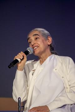 Sister Jayanti Kirpalani