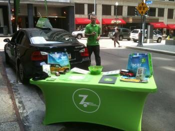 zipstar Smart City mobilità sostenibile car sharing avis auto condivisa AlixPartners