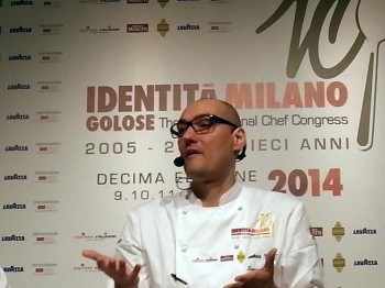 Chef Simone Salvini/Image by facebook