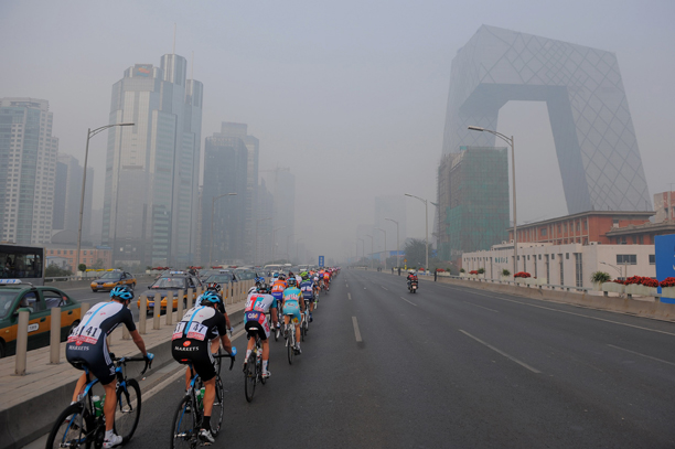 Cycling -Tour Beijing - Stage 5