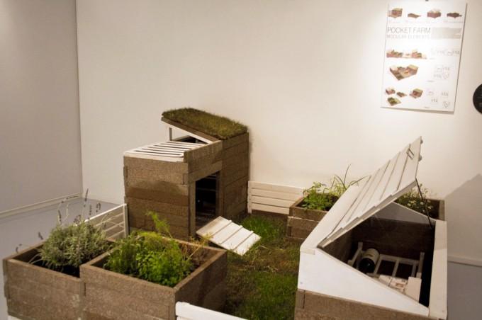 tetti verdi materiale di scarto lavorazione tessile Komatzu Seiren GreenBiz Giappone fango ceramiche