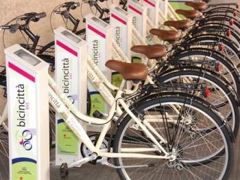 Sharing economy: Bikesharing Cagliari (Foto sito Comune Cagliari)