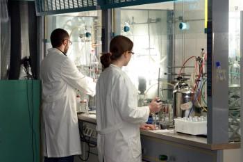 Laboratorio del Bioindustry Park Silvano Fumero