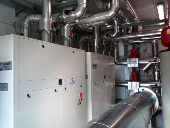 teleriscaldamento teleraffreddamento pompe elettriche fonte termica rinnovabile emissioni zero Depuratore di Nosedo Cerba