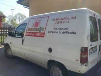Foto: pagina Facebook Mensa Amica Cervia