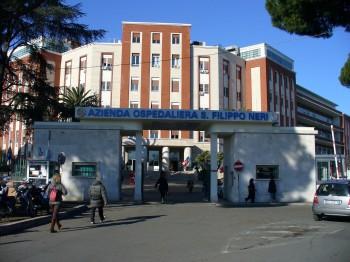 Ospedale San Filippo Neri - Foto Wikimedia by Mario1952