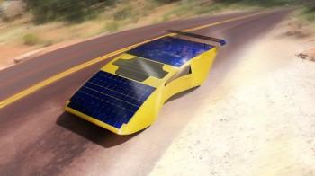 Rendering prototipo Archimede - Foto Futuro Solare