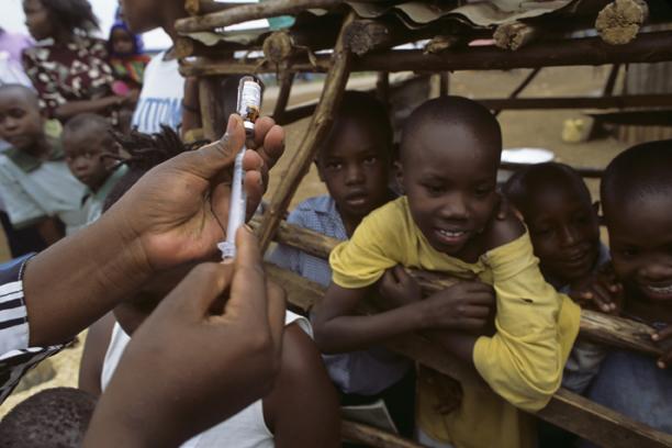 Vaccini in Africa