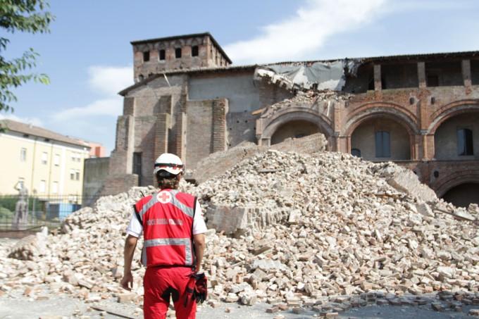 Catastrofi naturali: Terremoto Emilia 2012