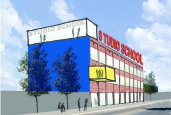 Studio School (foto dal sito http://www.studioschoolstrust.org)